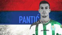 Pantic, convocado por Serbia sub-21
