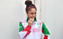 Paola Longoria vuelve a ser la misma