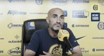 """Montero: """"En estos partidos vamos a ir conformando el equipo"""""""