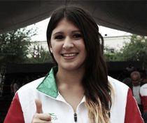 Paola Pliego, con muchos compromisos por delante