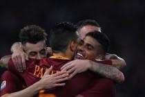 Serie A - La Roma schianta 4-1 il Palermo