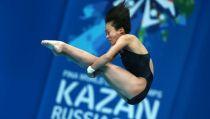 Kazan 2015, Tuffi: al femminile, la Cina cade dalla Piattaforma, oggi Cagnotto da 3m