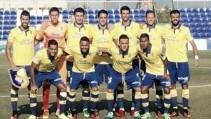 La UD Las Palmas domina el partido, pero se le resiste el gol