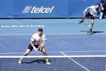 Eliminan a parejas mexicanas en el Abierto Mexicano de Tenis