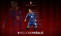 """Milan, ufficiale l'arrivo di Pasalic: """"Posso giocare in tutti i ruoli del centrocampo"""""""