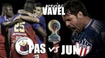 Deportivo Pasto vs Atlético Junior: el Campeón buscará revertir la serie en Pasto