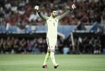 Rui Patrício se convierte en el portero portugués con más participaciones en la Eurocopa