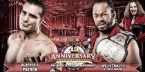 Alberto Del Río buscará el Campeonato Televisivo de ROH