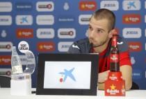 """Pau López: """"Nunca iré a hacer daño a un compañero de profesión, sea del equipo que sea"""""""