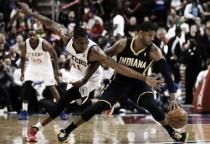 Indiana Pacers y su bipolaridad se aferran a los Playoffs