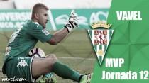 Kieszek, MVP del Córdoba CF ante el Valladolid según los lectores de VAVEL.com