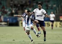 Paysandu e Bahia medem forças por objetivos opostos na Série B