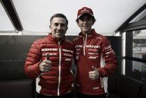 """Entrevista. Francesco Bagnaia: """"La Mahindra se adapta muy bien a mi estilo de pilotaje"""""""