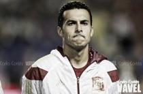 """Pedro: """"Yo desde luego quiero estar en la Eurocopa, por supuesto"""""""