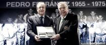 Pedro Ferrándiz, nuevo socio de honor del Real Madrid