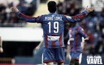 """Pedro López: """"El árbitro nos ha perjudicado"""""""