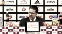 """Pedro Martínez: """"El tercer cuarto ha sido un cuarto para el recuerdo"""""""