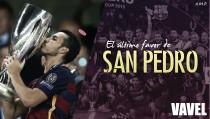 El último favor de San Pedro