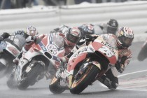 Pedrosa powered on to claim sixth at the German GP