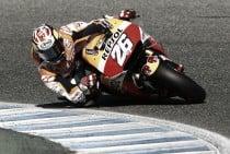 Test Jerez: Marc Márquez y Dani Pedrosa, con malas sensaciones