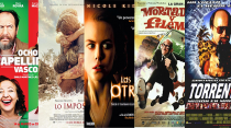 Lo más taquillero del cine español