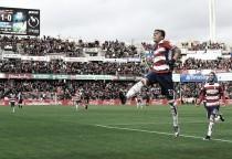 Adalberto Peñaranda, el jugador que estuvo a un paso del Málaga