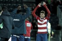 Gran debut de Adalberto Peñaranda con el Granada CF