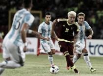Venezuela-Argentina: ¿Cómo jugó el equipo del 'Patón'?