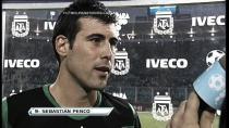 "Sebastián Penco: ""Hoy salió perfecto"""