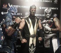 Pentagón Jr. y Drago dominaron el Mortal Kombat
