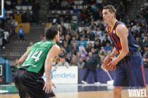 Fotos e imágenes del FIATC Joventut 61-99 FC Barcelona, 21ª jornada de la Liga Endesa