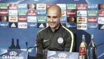 """Pep Guardiola: """"Lograr un buen resultado sería un gran paso"""""""
