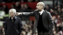"Pep Guardiola: ""Peleamos hasta el final"""