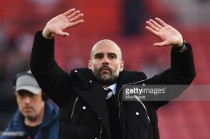 Guardiola looking to Manchester derby as key clash in top four race