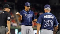Seattle Mariners Agree To Minors Deal With Joel Peralta