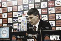 """Perasovic: """"El equipo ha jugado muy mal partido"""""""