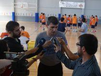 """Perasovic: """"Comenzamos con ambición e intensidad"""""""