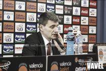 """Perasovic: """"Nos hemos de centrar en seguir en la línea creciente de los últimos años"""""""
