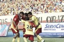 Resultado Leones FC vs Deportivo Pereira (2-2)