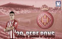 Girona FC 14/15: Pere Pons