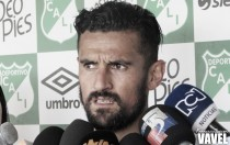 """Andrés Pérez: """"Sabemos que es importante empezar ganando"""""""