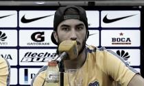 Sebastián Pérez debutó con la camiseta de Boca en el triunfo 4-1 sobre Quilmes