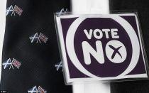 """Perth & Kinross vote """"No"""" in Scottish Referendum"""
