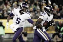 Los Vikings consiguen una victoria que sabe a poco y Packers una derrota que sabe a mucho