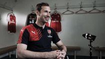"""Petr Cech: """"Hice una muy buena elección"""""""