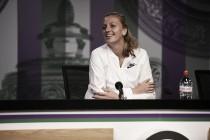 """Petra Kvitova: """"Debo tener confianza en mí misma sobre hierba"""""""