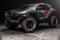 Peugeot 2008 DKR : Le renouveau du deux-roues motrices en rallye-raid