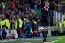 Guardiola: The game was lost at 10 men