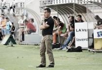 """Paco García: """"Sumar es importante, pero buscábamos los tres puntos"""""""