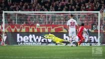 1. FC Union Berlin 1-0 1. FC Nürnberg: Hosiner helps Union to top 2. Bundesliga table